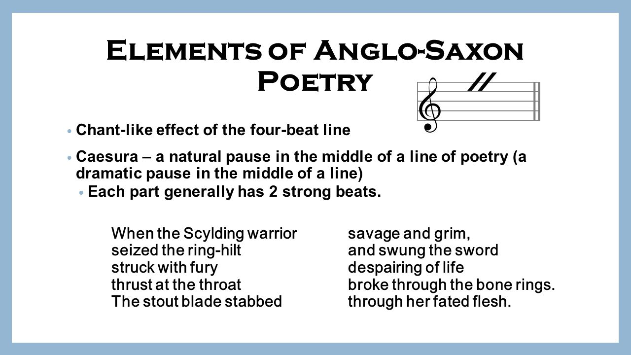christs symbolism as the ultimate ring giver in anglo saxon poetry On the other hand some scholars conclude that anglo­saxon poetry is a mix of oral ring­giver who in symbolism-and-land-politics-in-beowulfpdf.