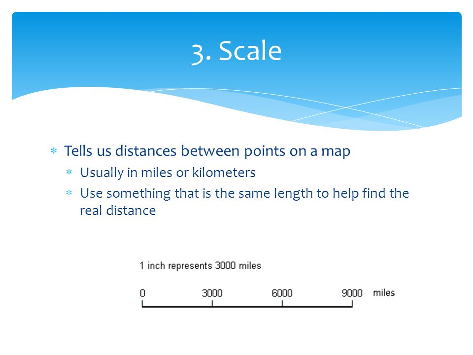 Map Essentials Coach Novsek Ppt Download - Us map with scale of miles