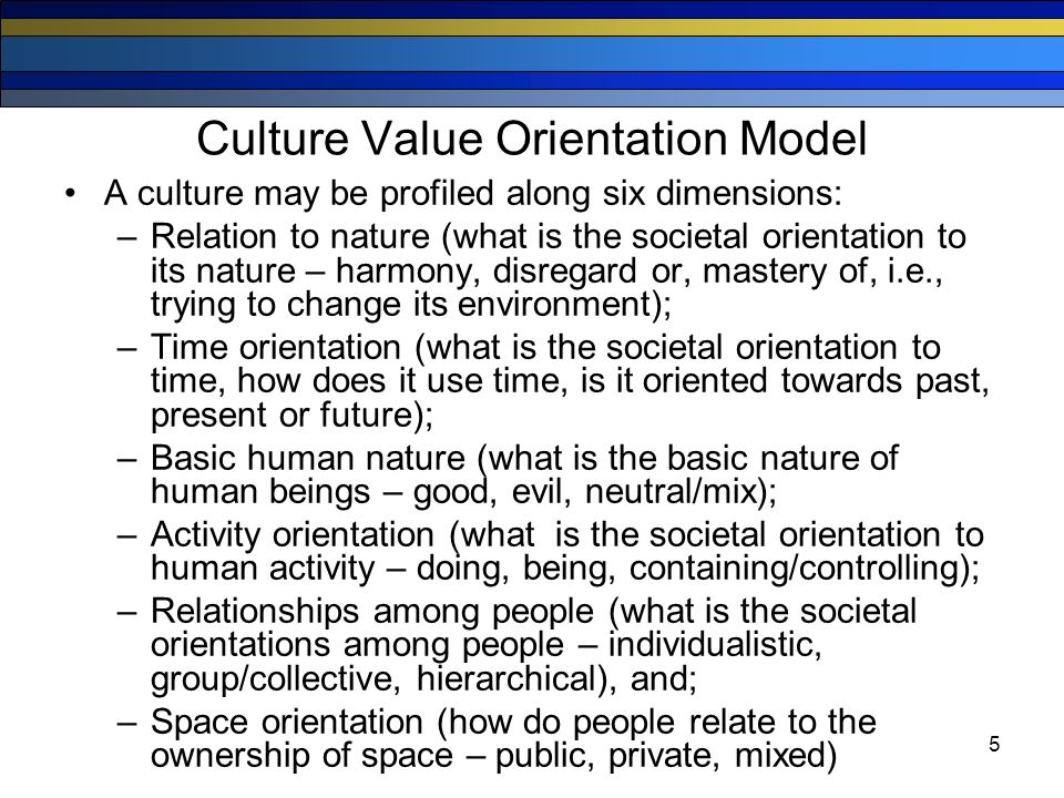 people orientation as organizational culture View distinguish between people and team orientation as dimensions of organizational culture from acc 111 at oxford university 35 distinguish between people and team orientation as.