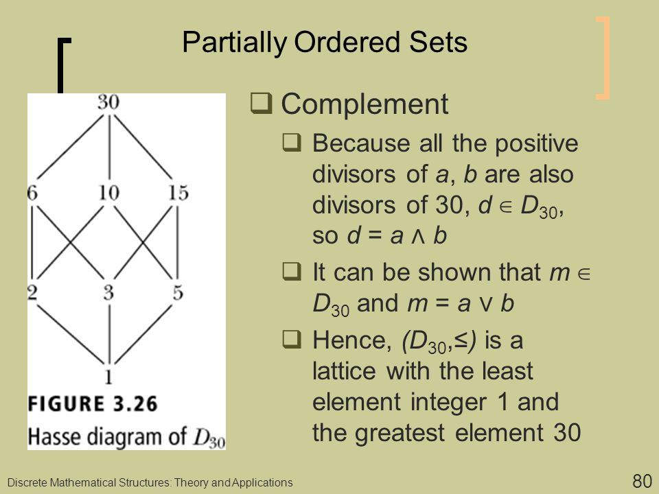 Discrete computational structures ppt download partially ordered sets ccuart Gallery