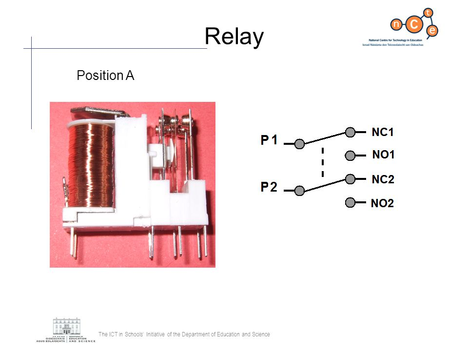 Relay Position A