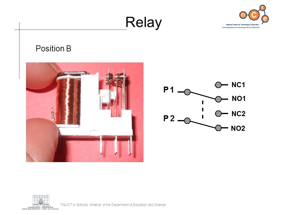 Relay Position B