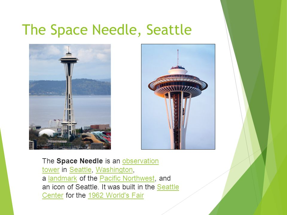 Landmark architecture ppt video online download Built in seattle