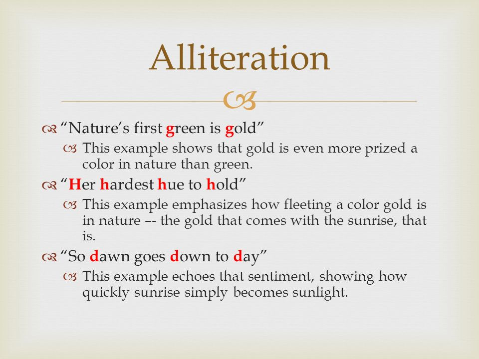 """""""Nothing Gold Can Stay"""" - ppt download"""