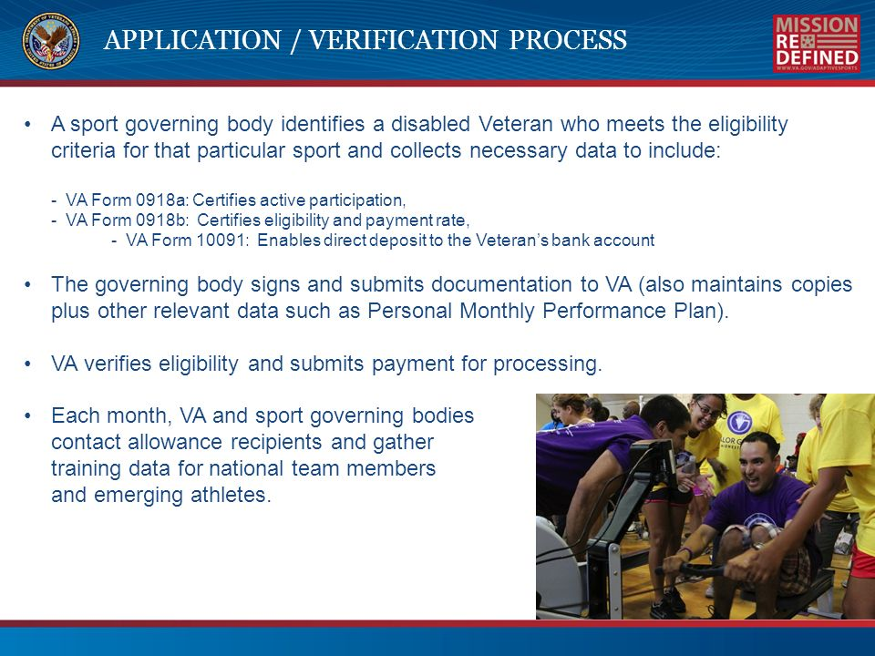 Office of National Veterans Sports Programs and Special Events ...