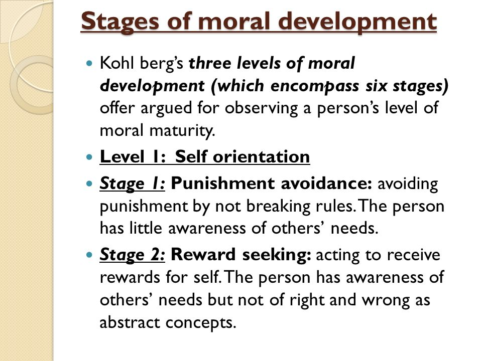 a study of the principles of moral development Implications for caring and justice  9 interaction and bonding of empathy and moral principles 221 10 development of empathy-based  study prosocial moral.