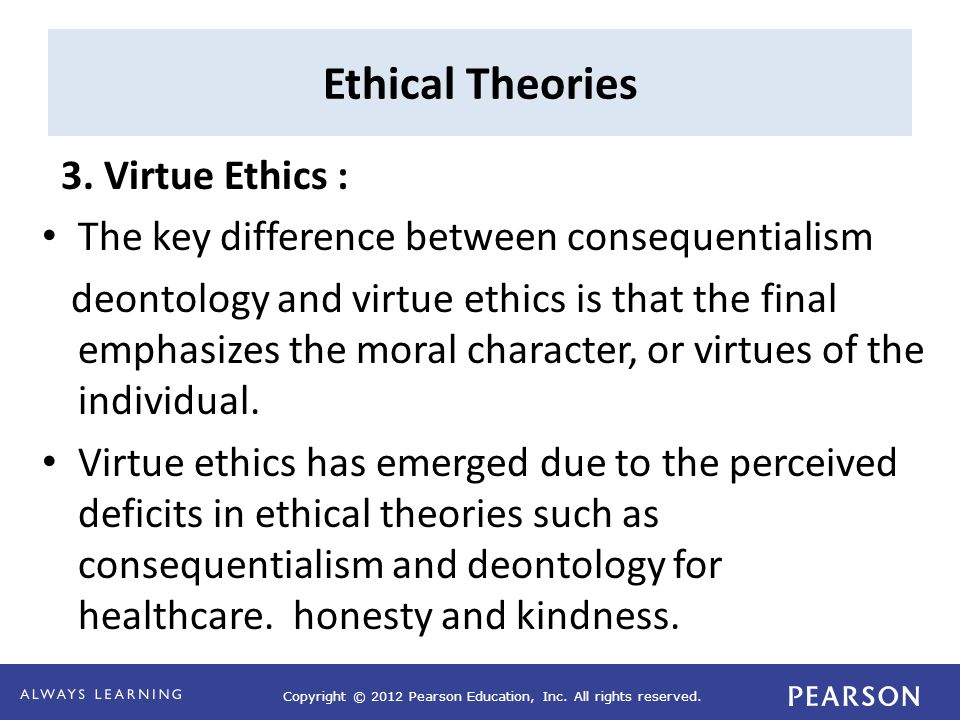 Towards a strong virtue ethics for nursing practice.