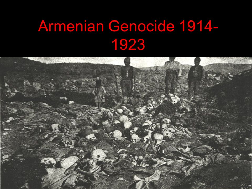 armenian genocide On friday, yerevan and the armenian disapora together with world leaders in the armenian capital will commemorate the 15 million victims of the armenian genocide it is the 100th anniversary of the date on which the ottoman empire began its attack on armenians when intellectuals and political.