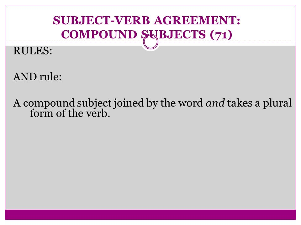 Parallelism Agreement Of Pronouns And Antecedents Ppt