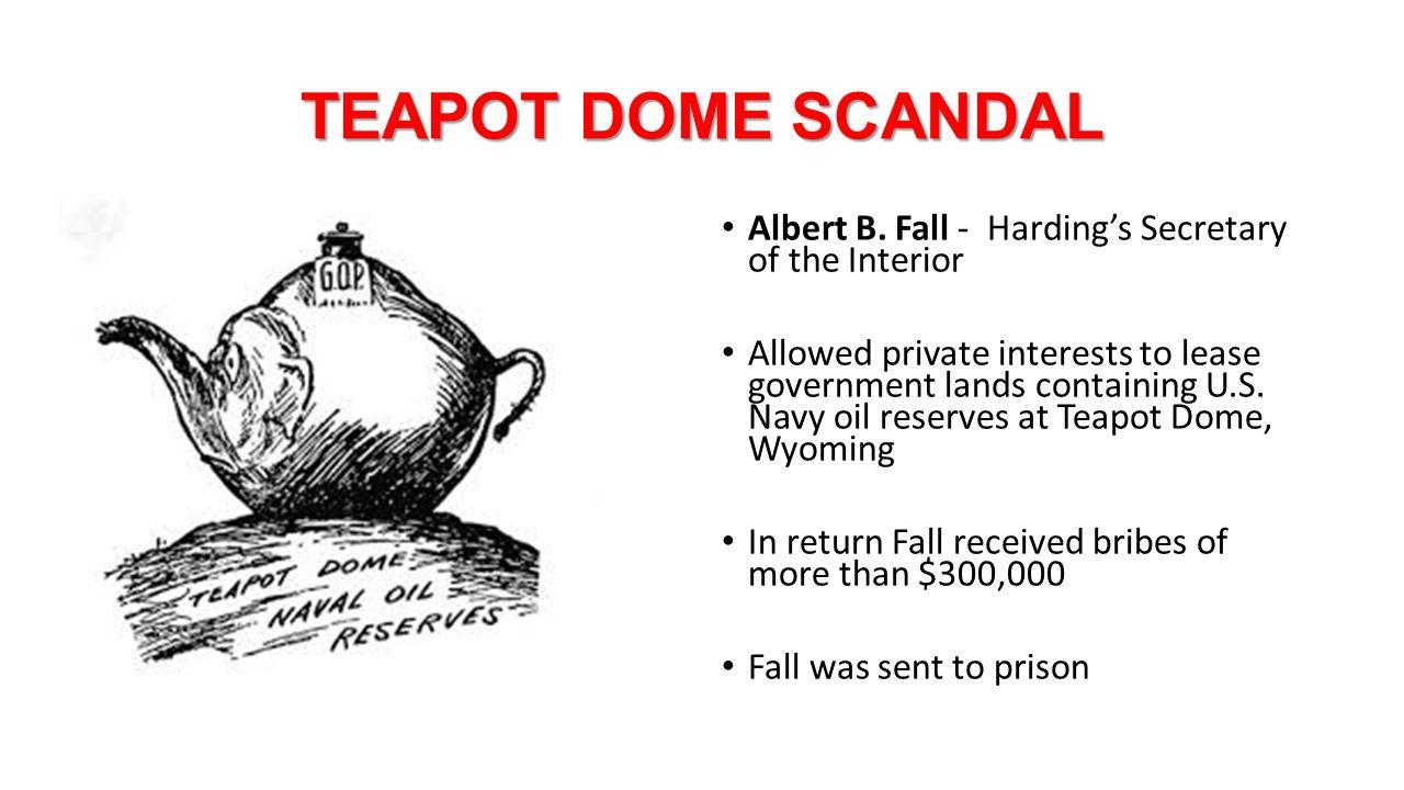 Teapot Dome Scandal Legal Definition Of Teapot Dome Scandal 4495491