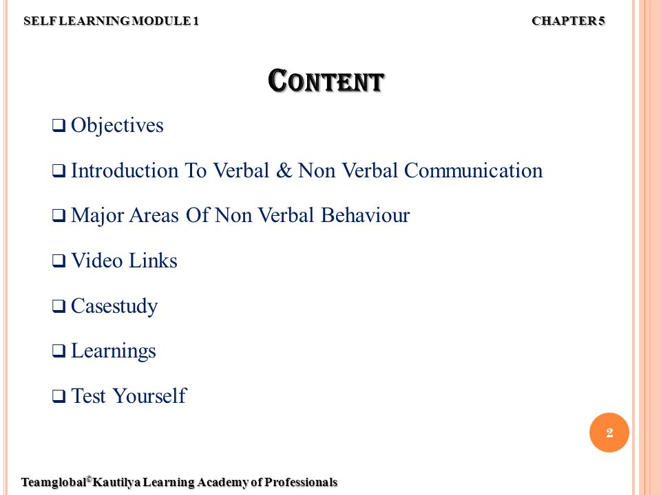 introduction to nonverbal communication pdf