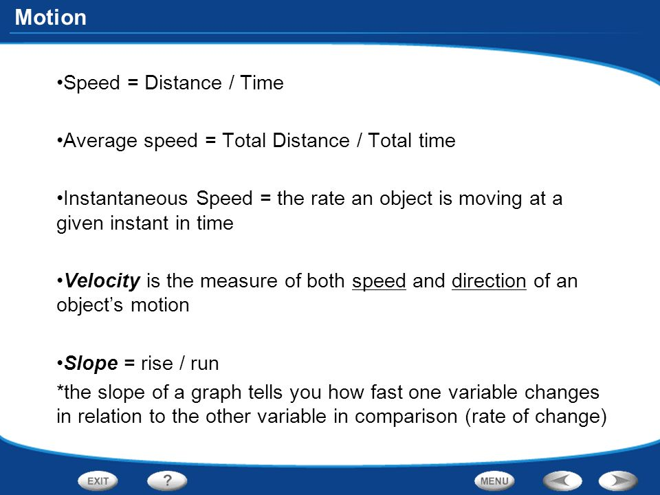 given 2 average speed how to find average speed