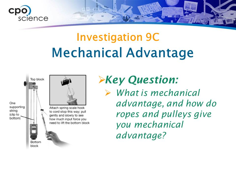 Ropes And Pulleys Mechanics : Simple machines ppt download