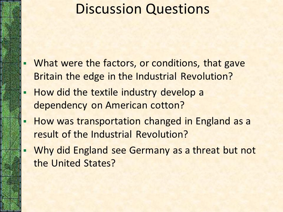 how the industrial revolution in england changed the society How did the industrial revolution in britain change society is painful, change is painful in england the industrial revolution change human society.