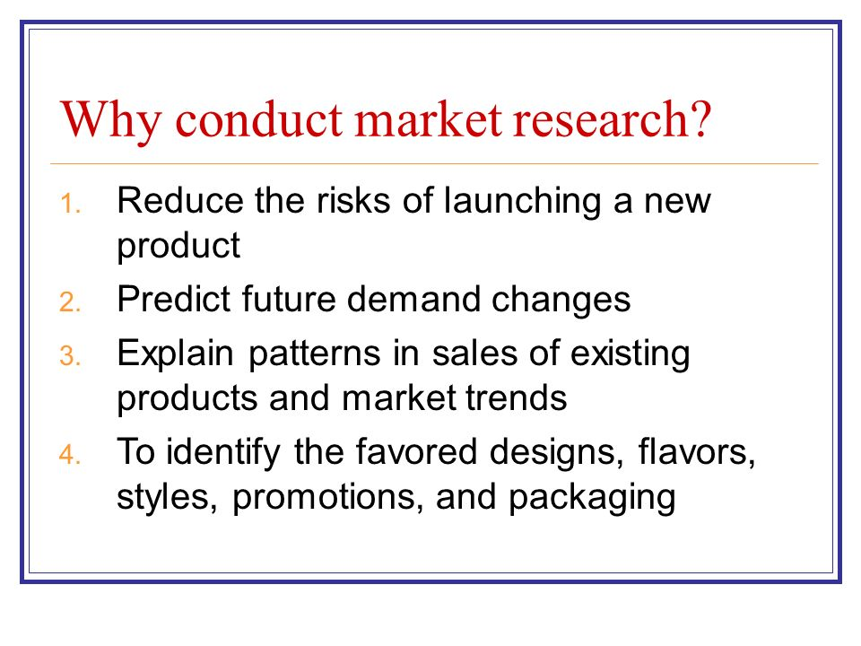 Market Research: A Beginner's Guide