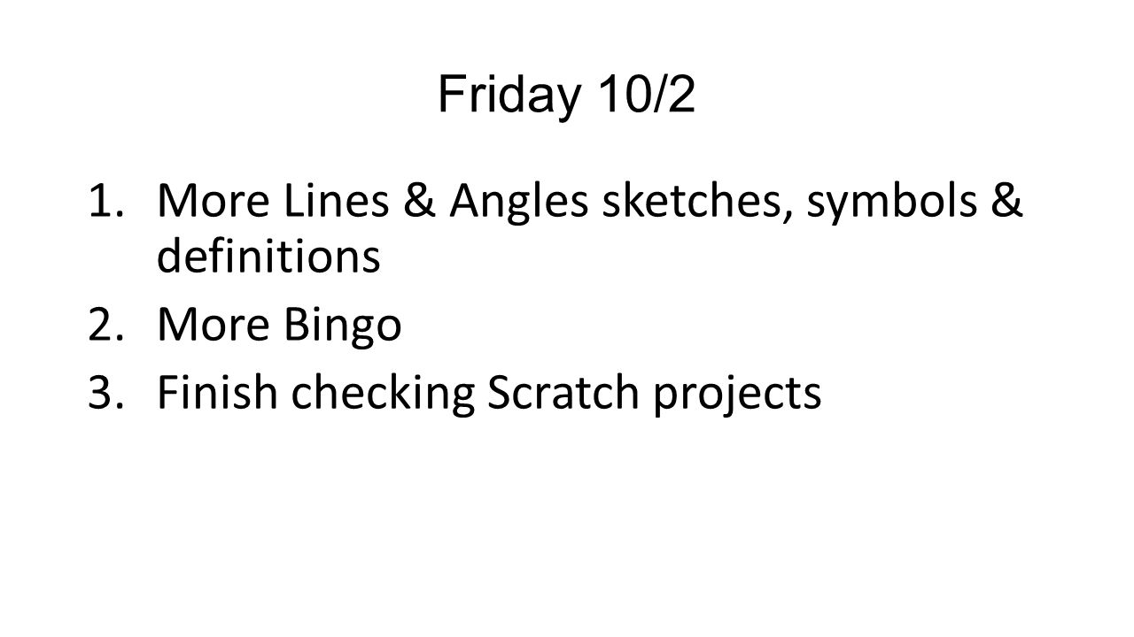 Geometry unit 2 october textbook chs 1 2 ppt video online friday 102 more lines angles sketches symbols definitions biocorpaavc Gallery