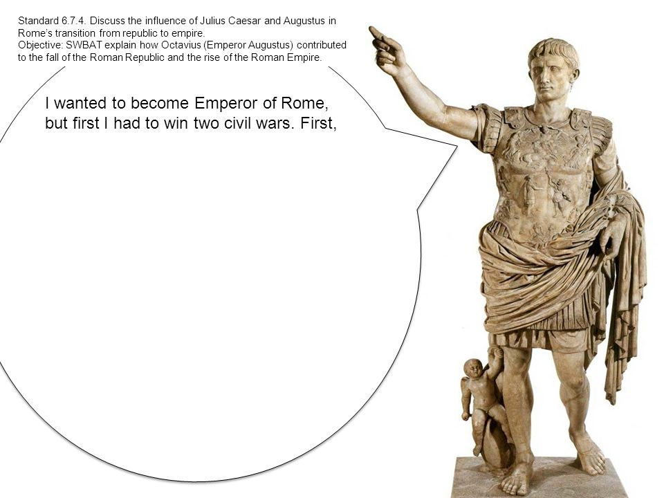 analysis of julius caesar s influence In julius caesar, however, rhetoric is brought into the foreground: a  and as a  means of controlling and influencing the behaviour of the  it was through  rhetoric that cassius tempted brutus to join the plot against caesar, but.