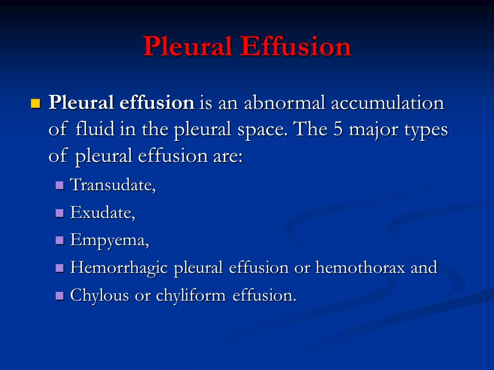 Pleural Effusion. - ppt video online download