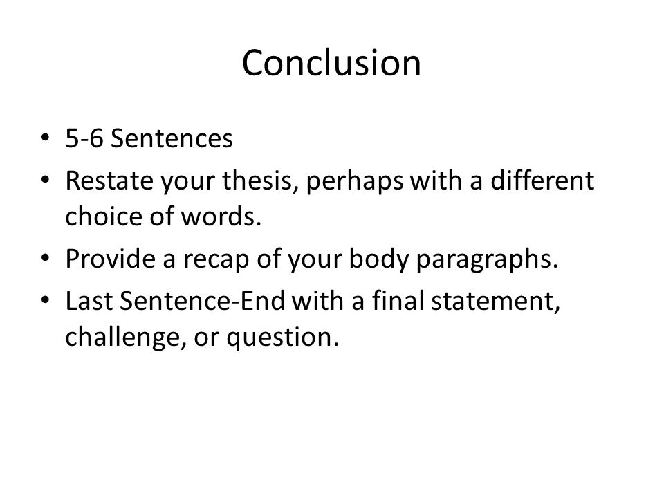 brave new world essay exam ppt video online  4 conclusion