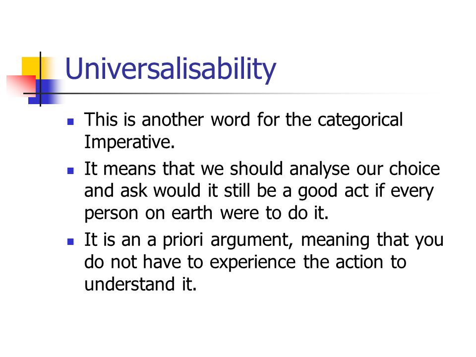 The Moral Philosophy of Immanuel Kant The Ethics of Duty and ...