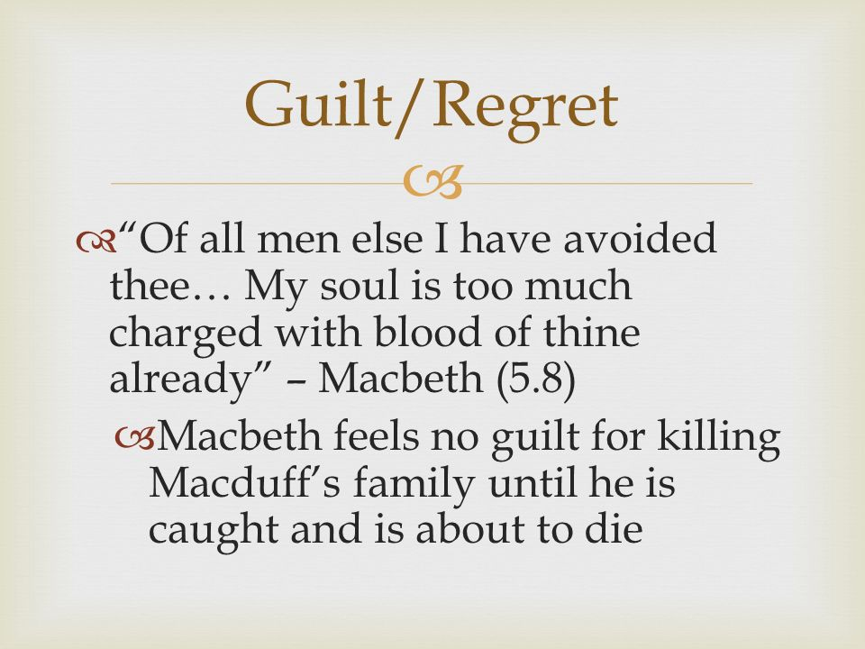 guilty and insanity macbeth Get an answer for 'in macbeth, what kind of quotes could i use to show macbeth and lady macbeth's insanity and hallucinations' and find homework help for other.