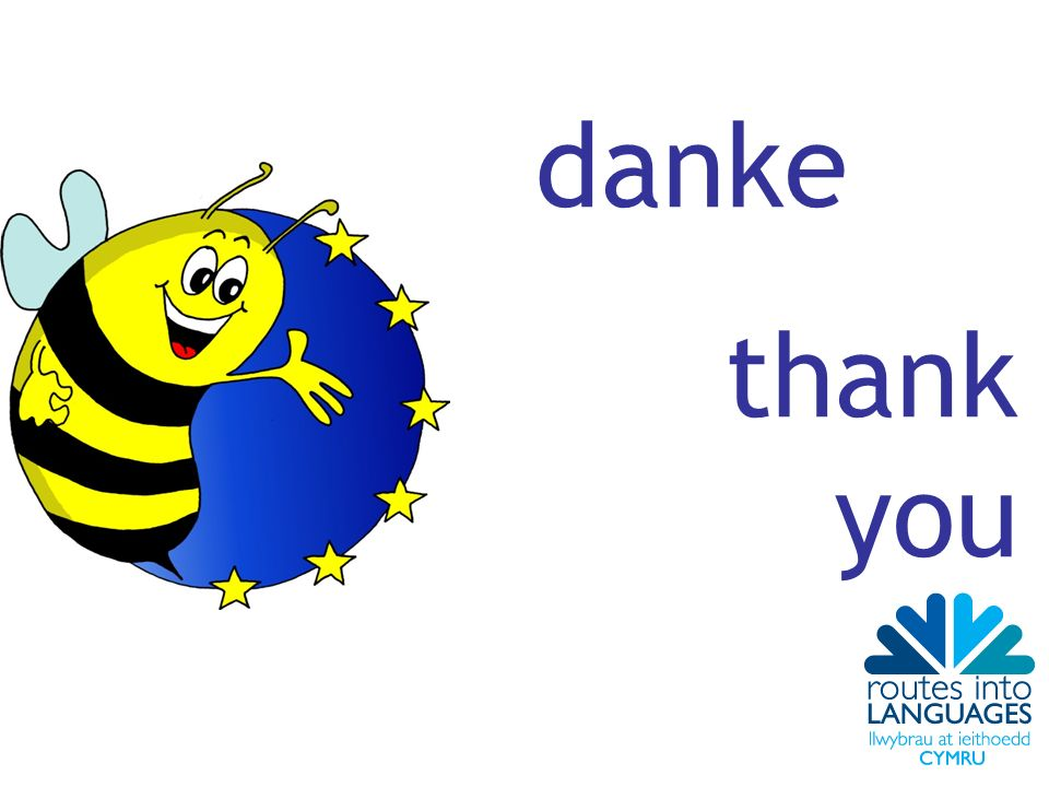 danke thank you