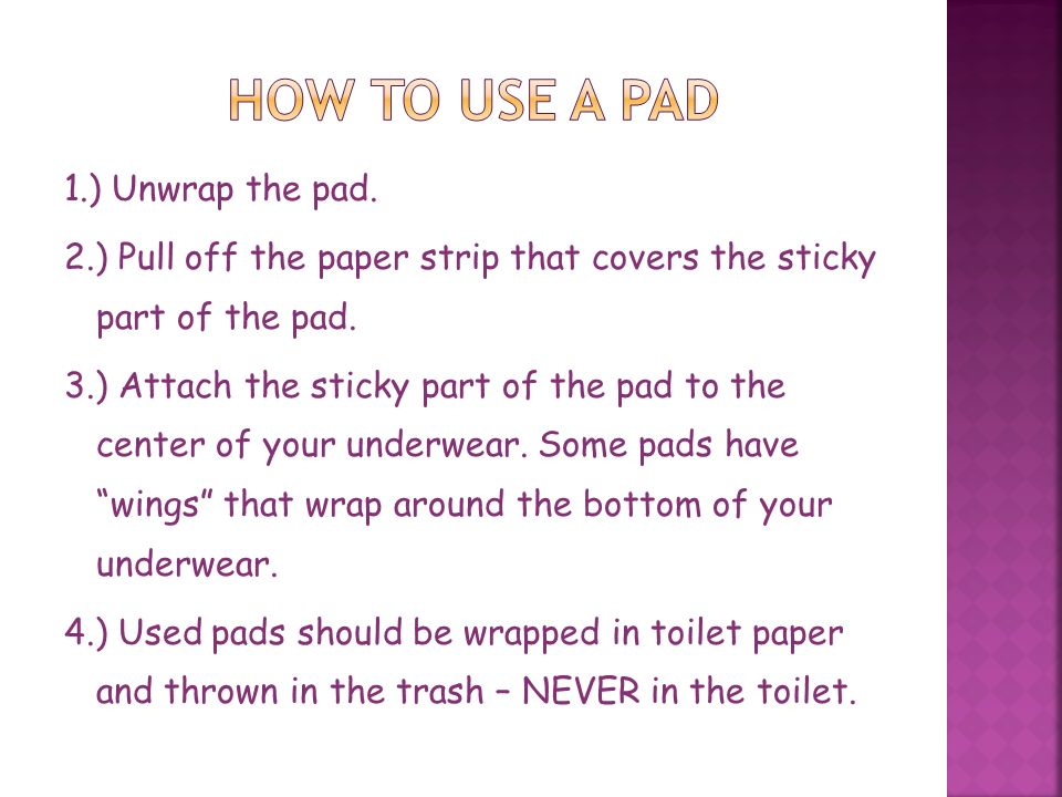 how to go swimming with a tampon
