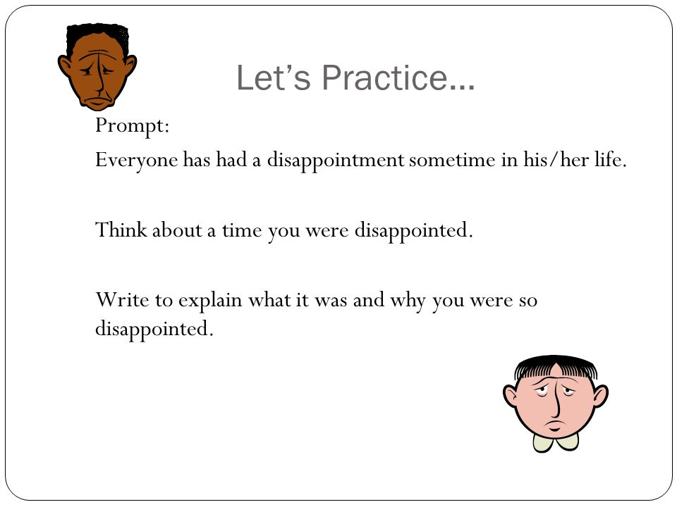 how to write an anecdote