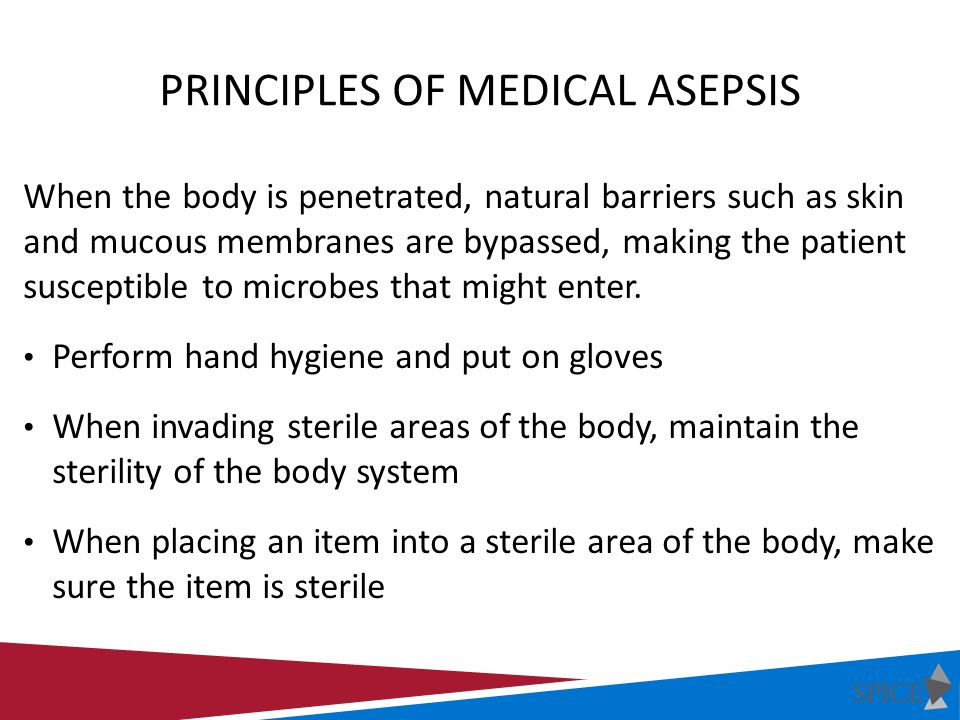 Module F Medical Asepsis Hand Hygiene And Patient Care