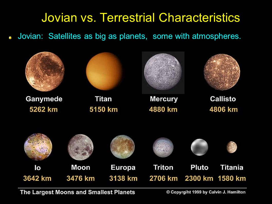 terrestrial planets vs. gas - photo #12