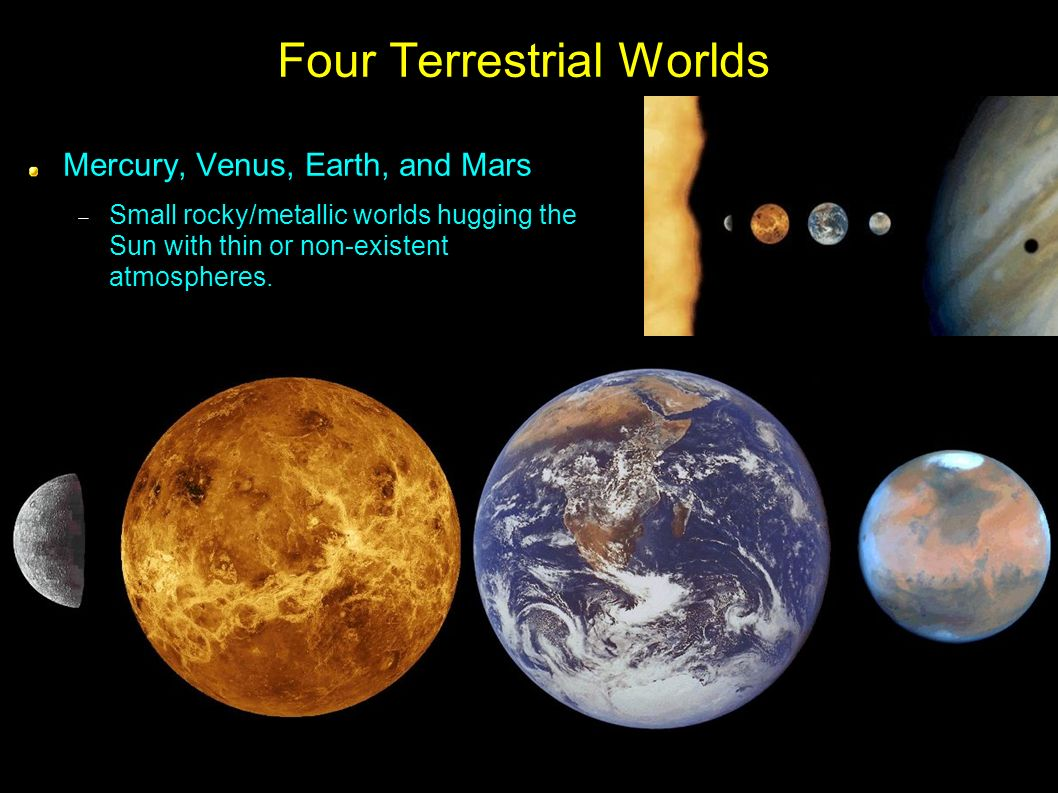 is earth a terrestrial or gas giant - photo #40