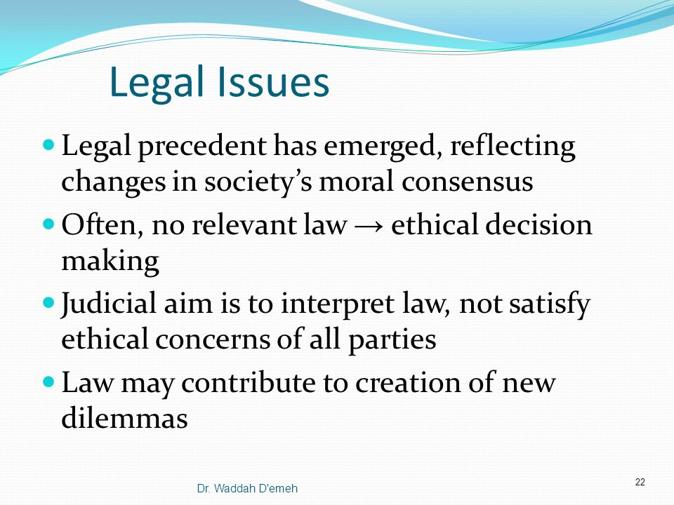 family law reflecting moral and ethical The title of this discussionpoints to two different, albeit inter-related, questions: first, what role does culture play in moral development and second, what is the proper responsibility of a culture in guiding the moral growth of its members.