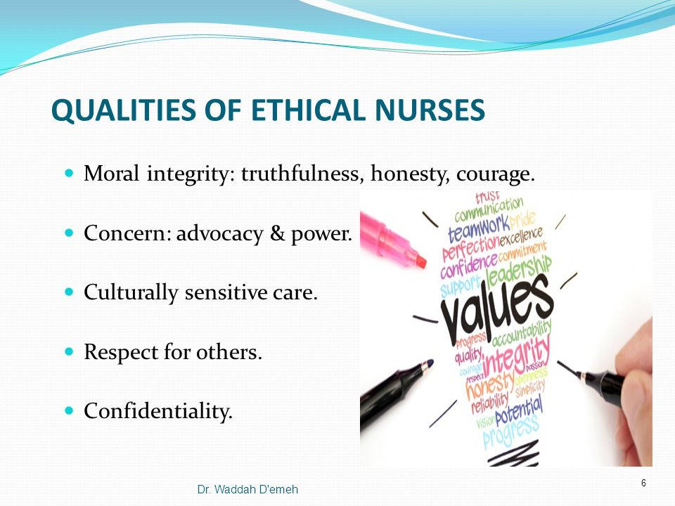 "moral courage and integrity of nurses ""moral courage is the ability to overcome your fear and stand up for your core values and your ethical obligations as a nurse,"" said vicki lachman, phd, aprn, mbe, faan, a member of the american nurses association center for ethics and human rights advisory board and an expert on the topic."