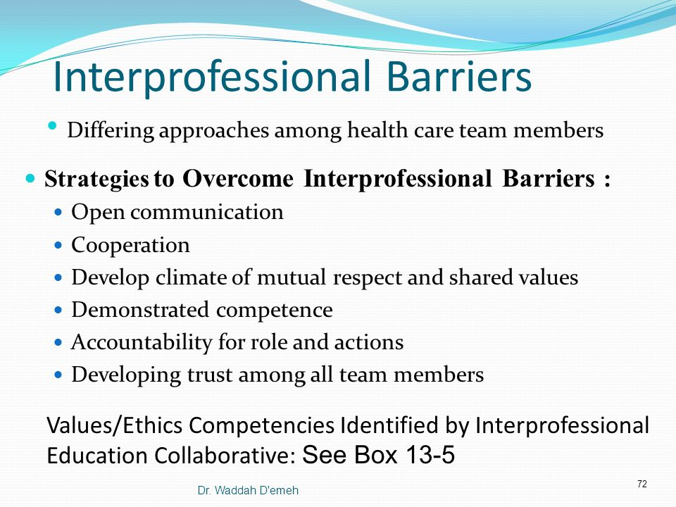 dissertations on barriers to collaborative classes The purpose of this qualitative study was to explore possibilities for transformational coaching in education through the collaboration and cooperative argumentation of two researchers, one using appreciative inquiry to look at its transformative potential and the other using critical inquiry to investigate possible hegemonic and non-hegemonic barriers to this potential.