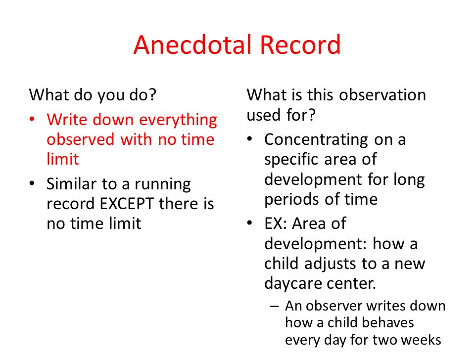 running record observation of children How to do an observation in child care running record observation observing  and recording children in child care child care training.