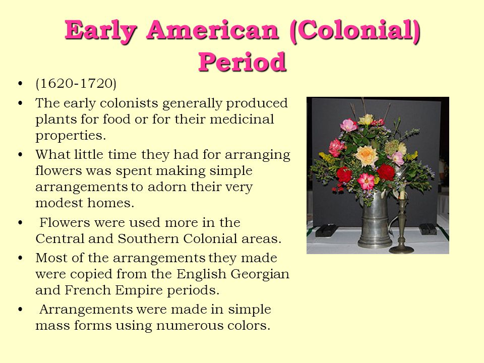 early american history early english History of the united states  the hohokam was a culture centered along american southwest the early hohokam founded a  the first successful english.