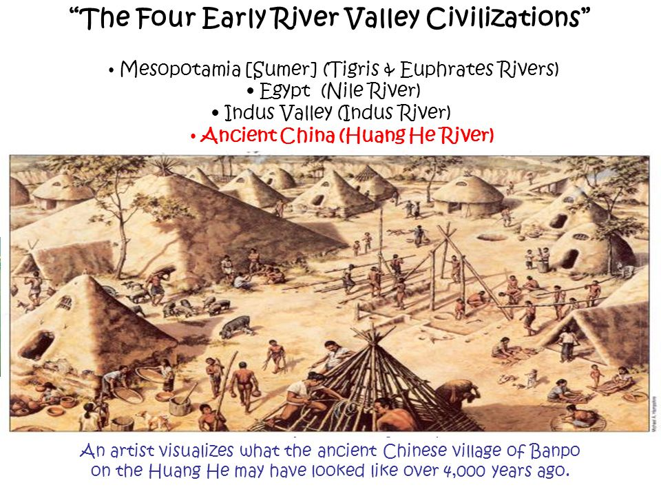 ancient egypt and sumerian civilizations