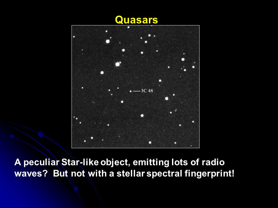 Quasars and Other Active Galaxies - ppt video online download