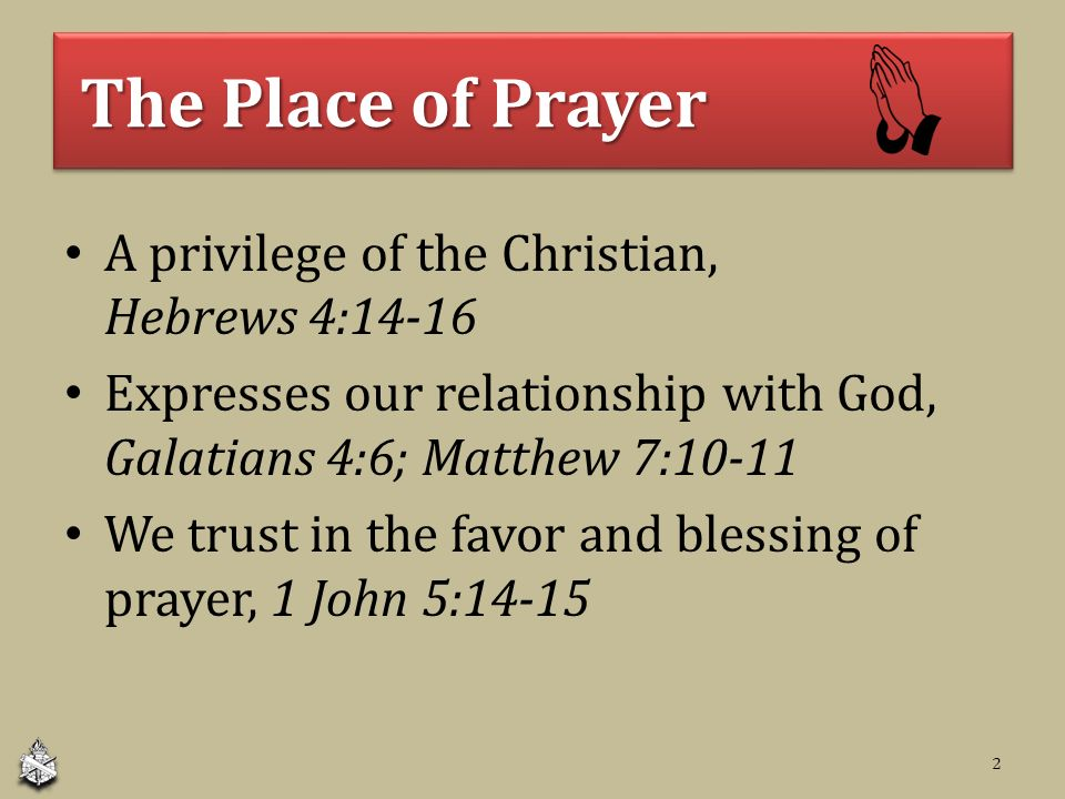 Prayer in Our Lives. - ppt video online download