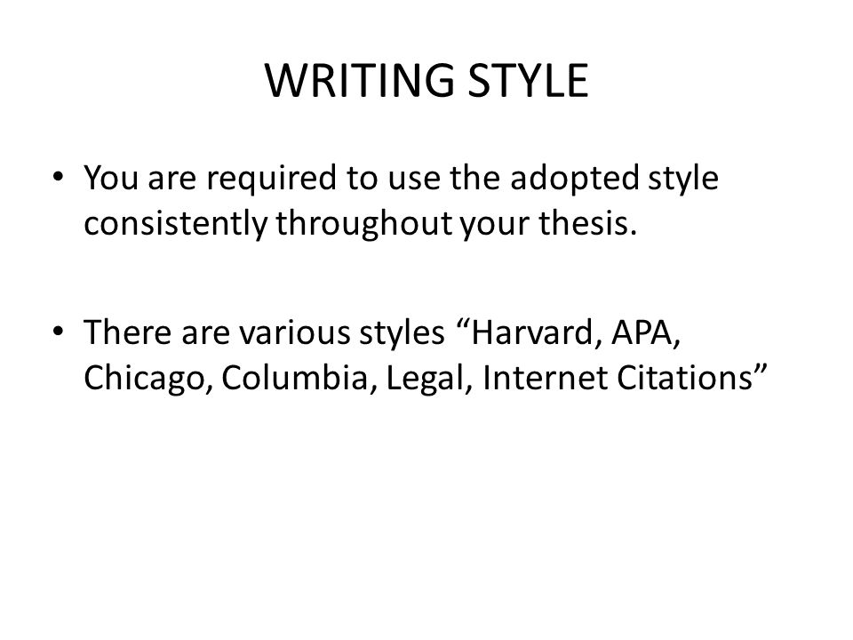 thesis writing styles Writing custom thesis introduction we provide a bigger specification of the project work done and explain why there was a need for research of the particular issue then it is time for a review of literature and the parameters of the research.