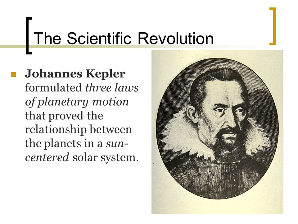 The Scientific Revolution Ppt Download