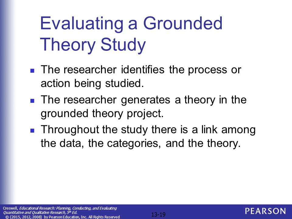 evaluate research theories and or studies on (1996) discussed how research might contribute in the field of education  in  our view, theories can be seen as 'maps' and research methods as 'nets' both.