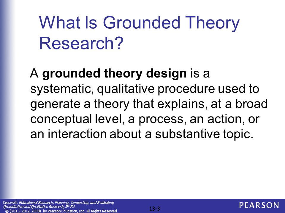 How to do a grounded theory study: a worked example of a ...