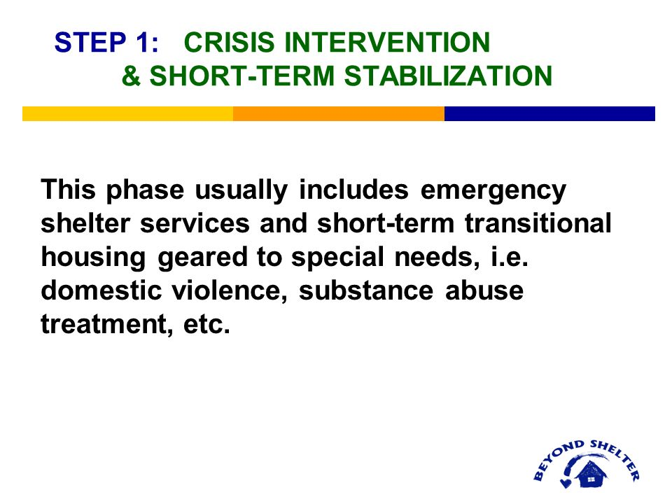 Short Term Shelters : Presented by beyond shelter wilshire blvd suite ppt