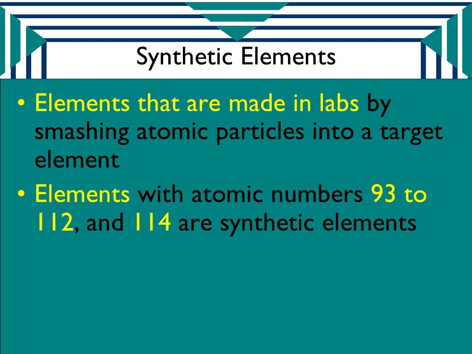 Radioactive Isotopes Periodic Table The Nucleus Chapter 14...