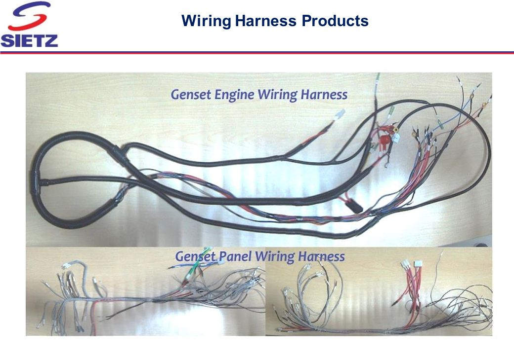 Wiring Harness Making Supplies : Wiring harness products ppt video online download