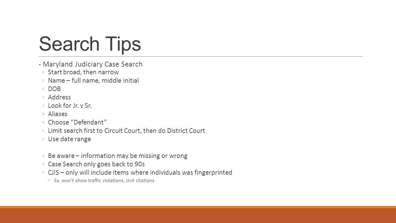 Find court date online in Perth