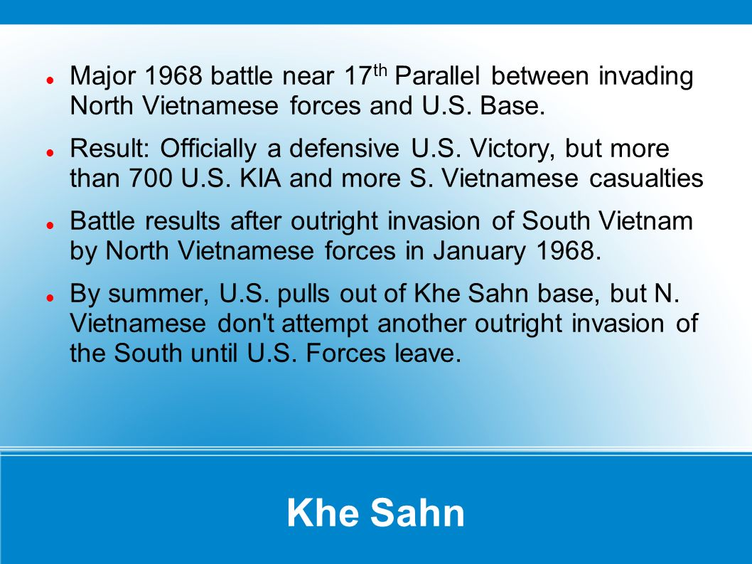 The Vietnam War Ppt Download - Map of us bases in south vietnam