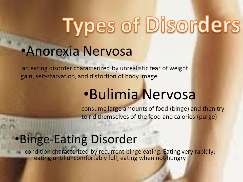 the frightening aspects of anorexia nervosa Ten years ago, the cases of eating disorders- the most common of which is  anorexia nervosa- were negligent in india.