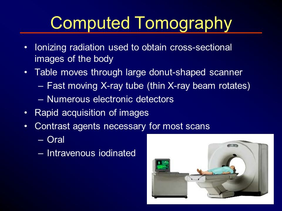 Computed Tomography Data Acquisition : Introduction to medical imaging ppt video online download